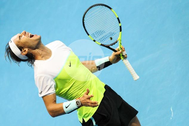 Islander Rafael Nadal eager to come back to Philippines - for fun and relaxation