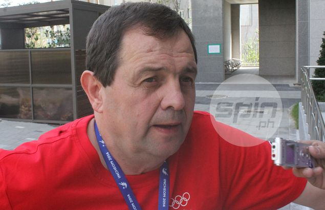 Rajko Toroman sees four-way fight among Gilas, Iran, Korea and China for Asian Games gold