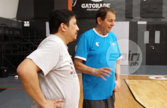 Gilas 3.0 a hard team to scout for Asian rivals, says Toroman. Find out why