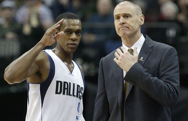 Growing Pains: Not everything is smooth sailing for Rondo and the retooled Mavericks