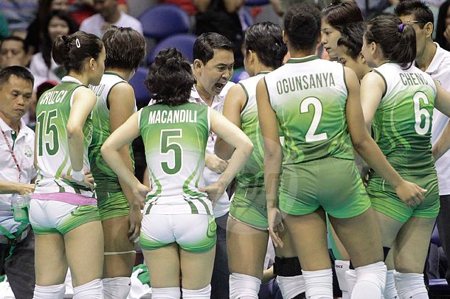 La Salle Lady Spikers start PNG campaign with straight-sets win over JRU Lady Bombers