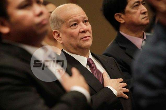 Big boss Ramon Ang denies San Miguel Corp. teams trying to lure Rain or Shine star Paul Lee