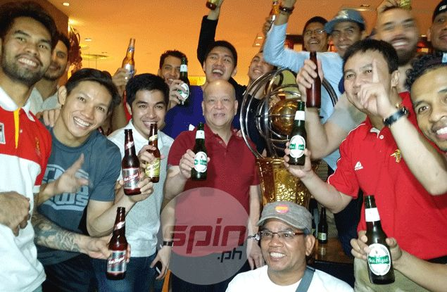 Ramon Ang deflects credit for San Miguel revival, says Danding Cojuangco still calling the shots