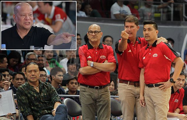 Ato Agustin likely returning to SMB as more changes anticipated at Ginebra under Frankie Lim