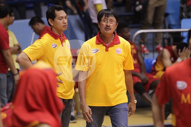 Randy Alcantara set to take over from Ayo as Letran Knights coach, says source