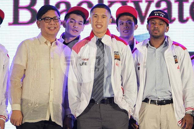 Last man to be picked in PBA draft, Randy Dilay vows to always be among first in practice