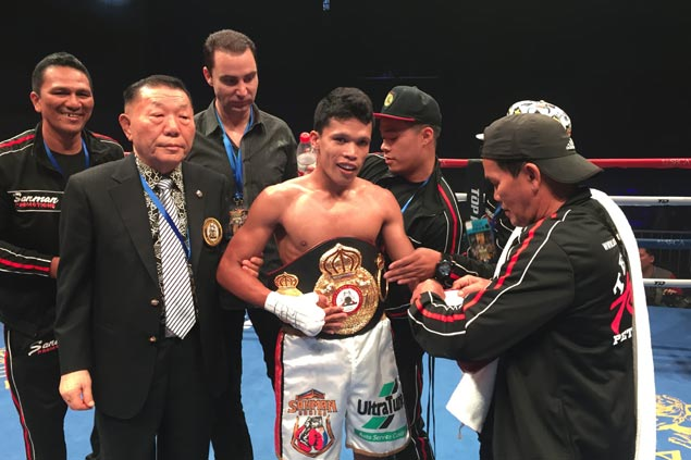 WBC set to probe Pinoy boxer Randy Petalcorin's 'horrible' loss in Melbourne