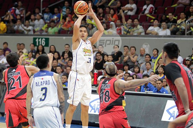 Will Talk 'N Text give up Ranidel de Ocampo for future KIA draft pick? See tweaked trade proposal