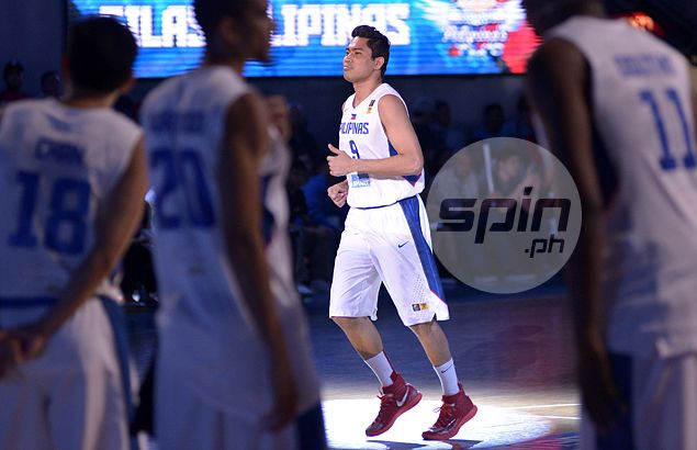Gilas has a lot of catching up to do in international game, admits Ranidel De Ocampo