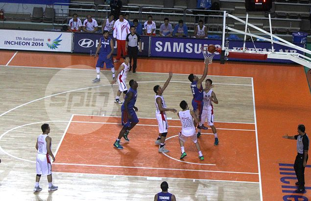 De Ocampo carries fight against Mongolia as Gilas ends woeful Asian Games stint on winning note