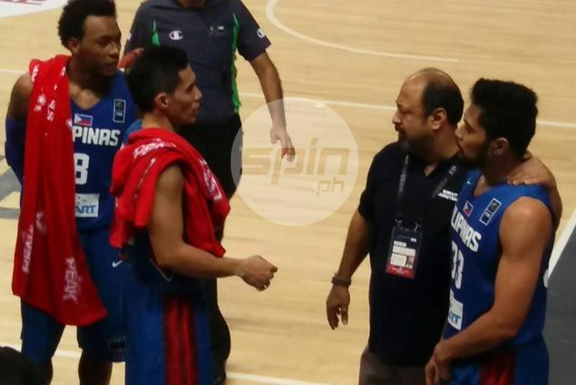 Kuwait coach blames referees' failure to control game for commotion with Gilas