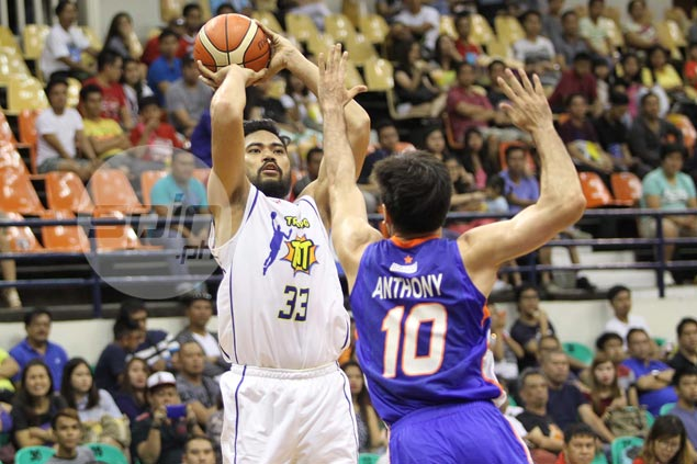 Tropang TNT seeks to clinch playoff berth as defending champs face Mahindra in Palawan