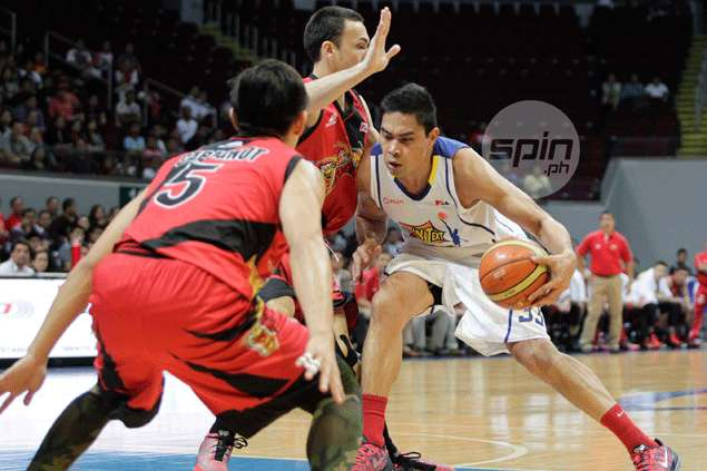 SMB coaching staff came up with the perfect defensive game plan, admits Ranidel de Ocampo