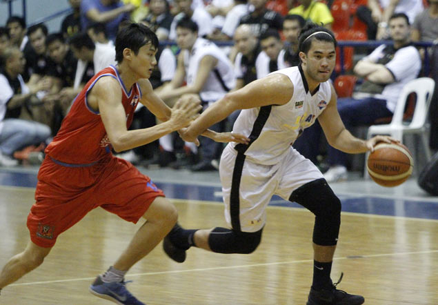 Top pick Ael Banal signs two-year, P3.4-million contract with Blackwater