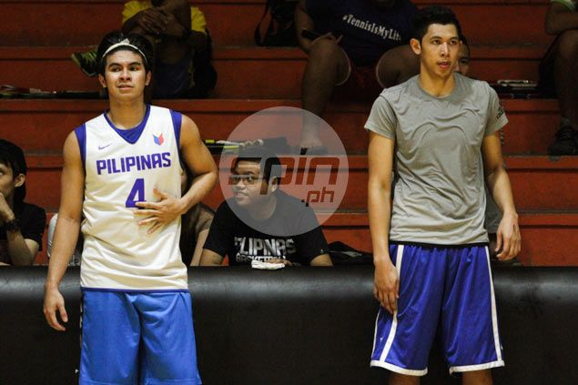 Gilas coach Baldwin has his eyes on Kevin Ferrer for quite some time now, says Ravena