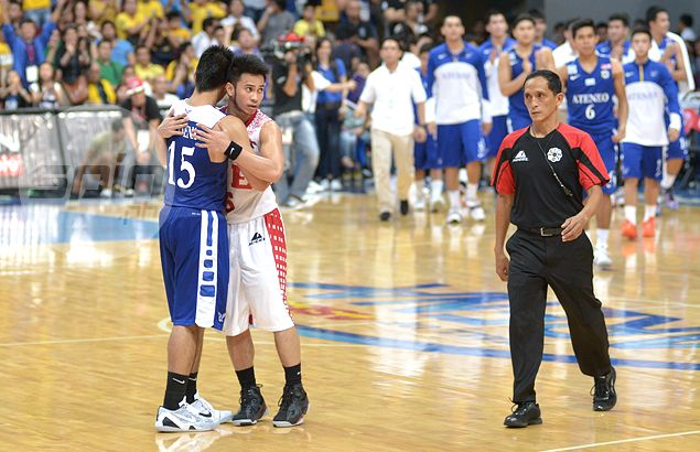 Roi Sumang hoping for different ending in UE's rematch against Ravena and Co.