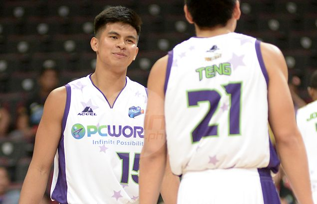Rivals on the court, Kiefer Ravena and Jeron Teng value a friendship forged by mutual respect