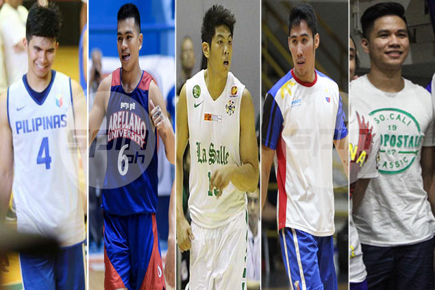 Current college standouts eyed to join Ravena, Belo in new Gilas cadet pool