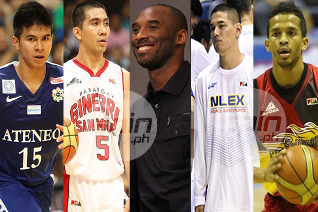 No. 8 or 24? Pinoy basketball stars pick which Kobe Bryant jersey the Lakers should retire