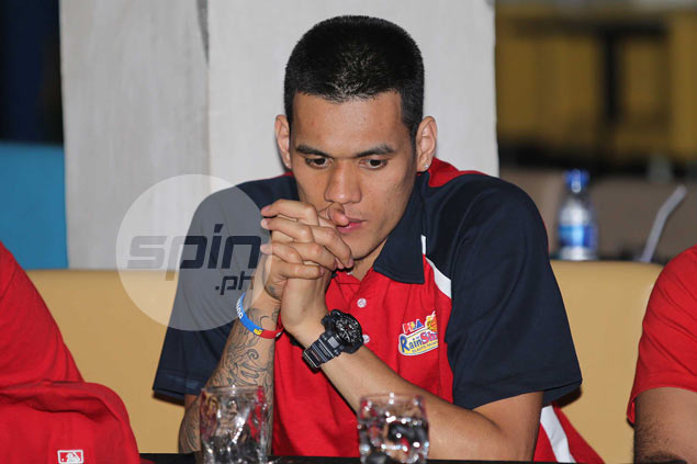 Raymund Almazan expected to be back in action when Rain or Shine battles SMB next week