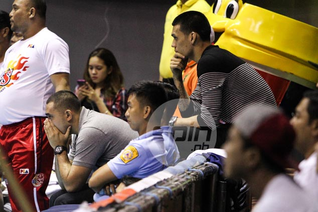 No Gilas stint for Almazan, but coach Tab Baldwin believes RoS big man's time will come