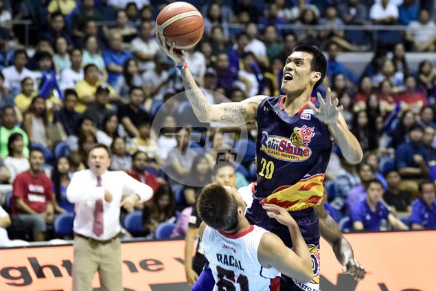 Rain or Shine offers Raymond Almazan to Gilas, but there's one problem