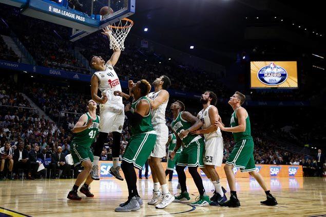 Avery Bradley, Isaiah Thomas help Boston Celtics end Euro swing on high note