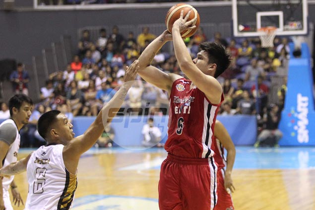 Blackwater shoots down Mahindra behind telling barrage of three-pointers