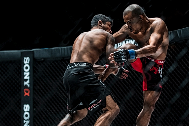 Former Asiad wushu champ Catalan looks to finally score win after rough start to MMA career