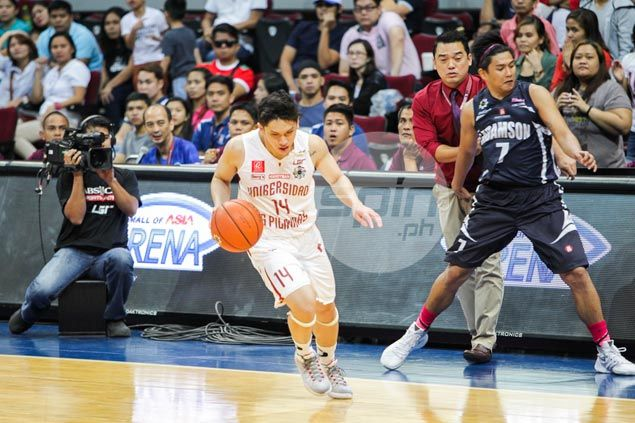UP Maroons eager to get back on winning track, put midseason wobble behind them