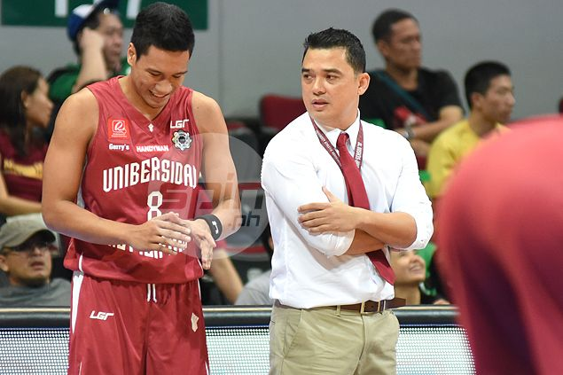 UP loss to UST Tigers proof Maroons still a work in progress, says coach Bajar