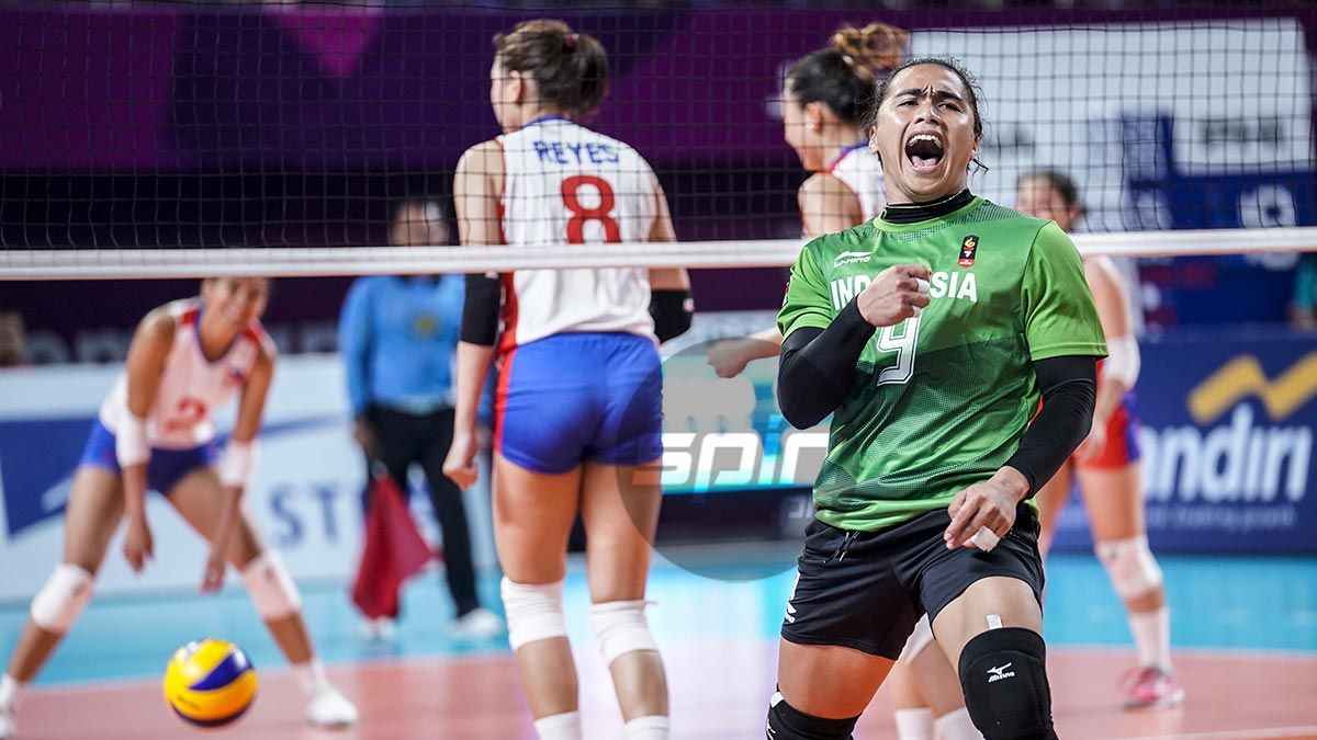 Indonesia volleyball star Manganang announces retirement