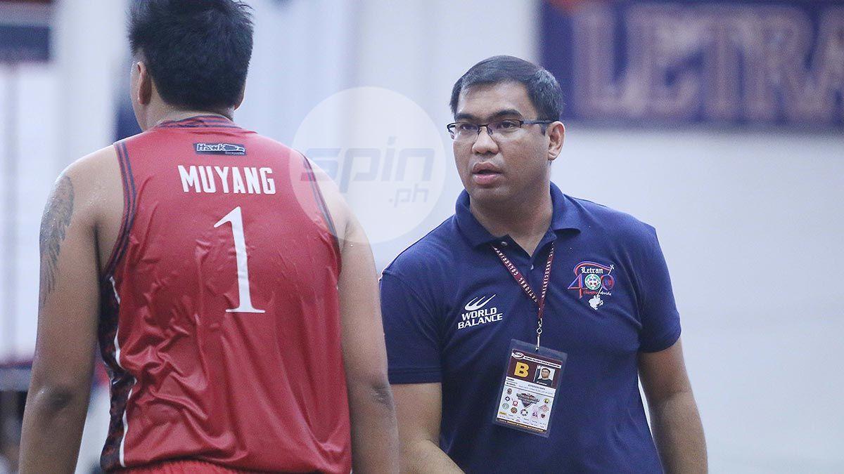 Coach Jeff Napa, Larry Muyang