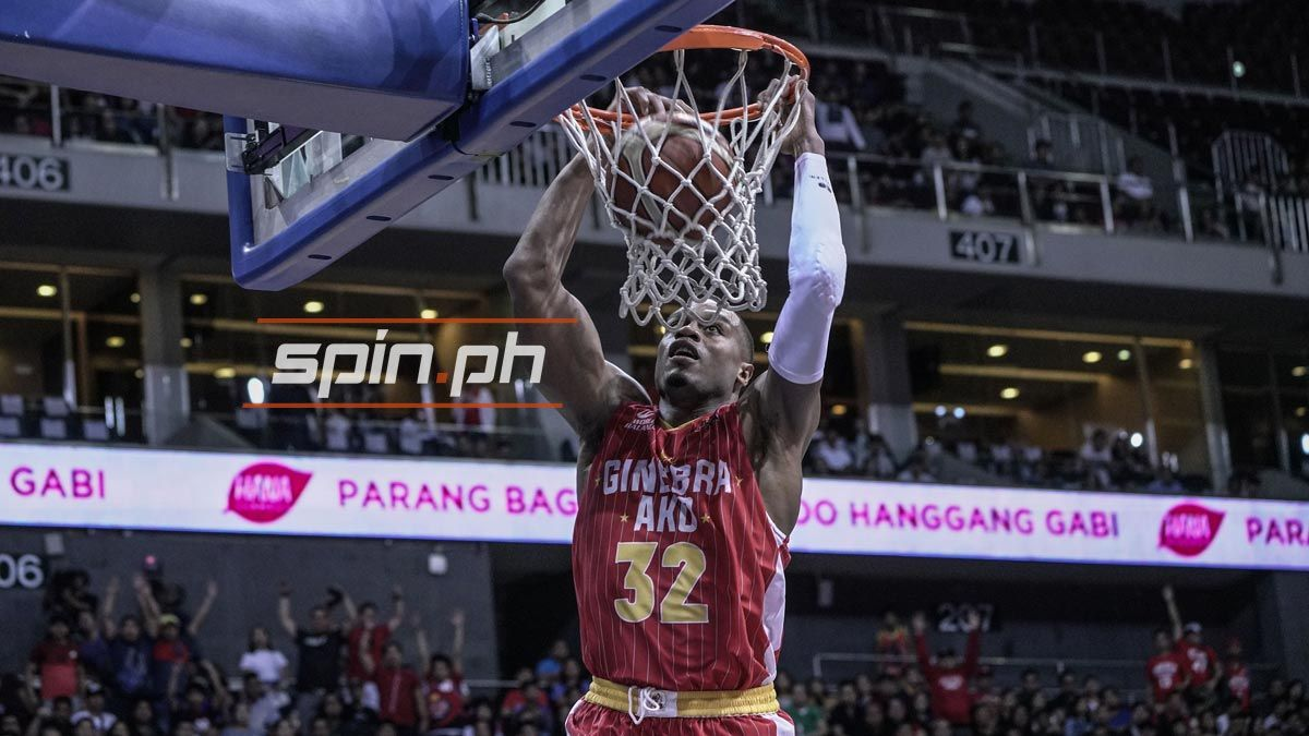 Justin Brownlee American PBA import, but Filipino at heart