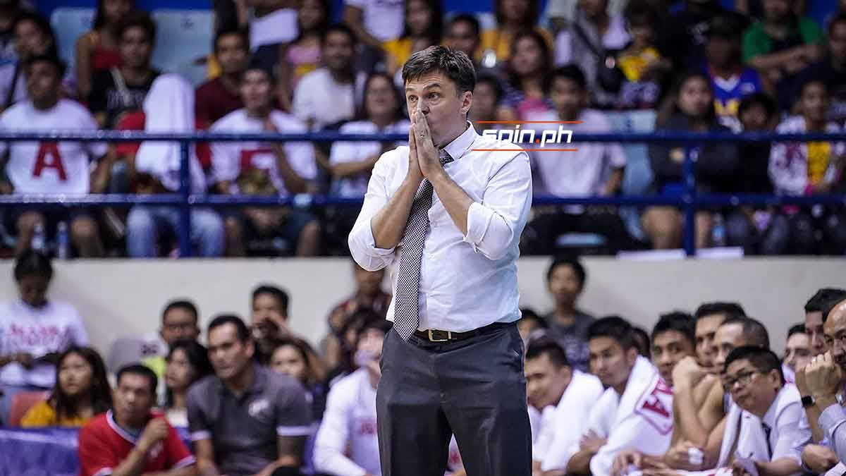 Alex Compton American PBA coach, but Filipino at heart