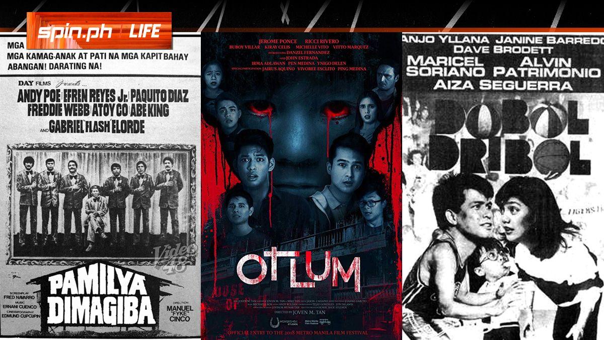 Ang Kapitbahay 2003 Tagalog Movie famous filipino athletes in movies