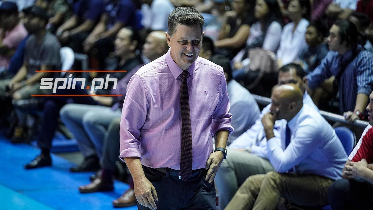 Tim Cone American PBA coach, but Filipino at heart