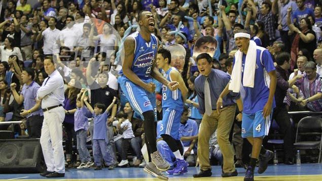 Marqus Blakely Top 10 PBA imports