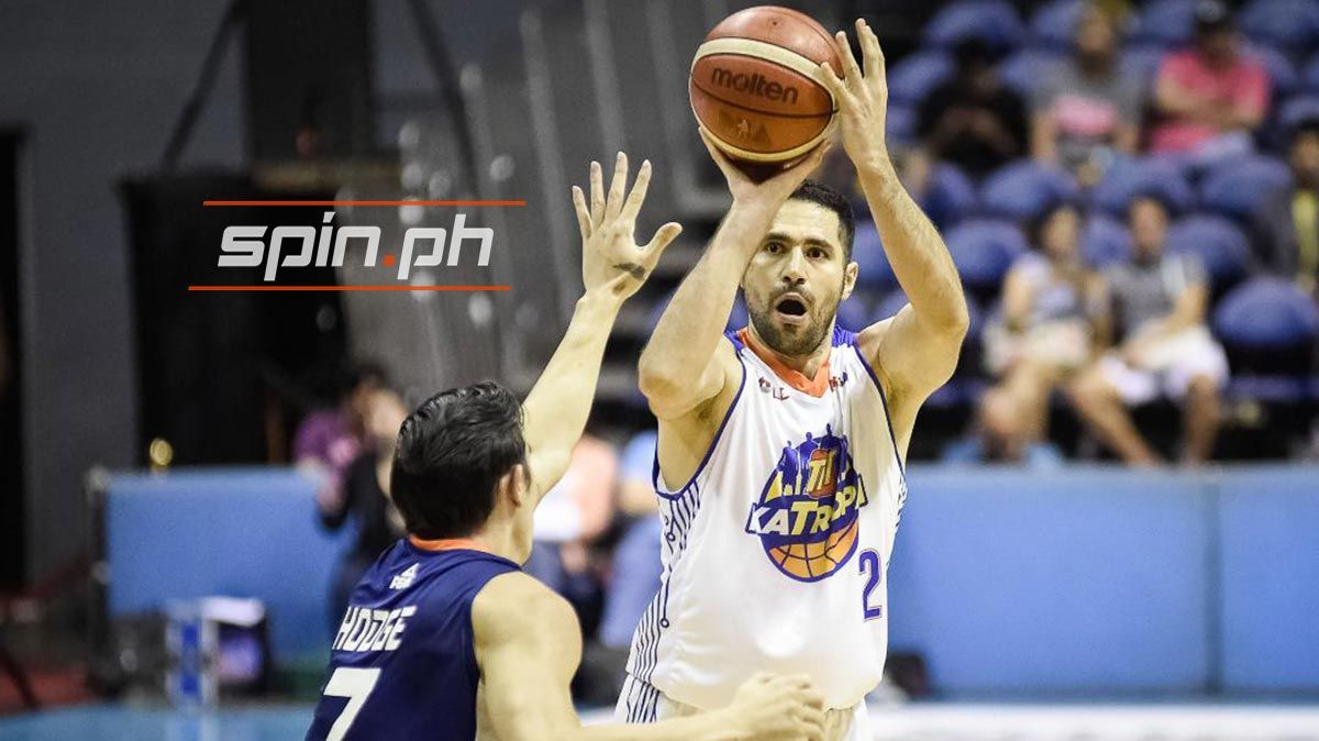 Michael Madanly Top 10 PBA imports