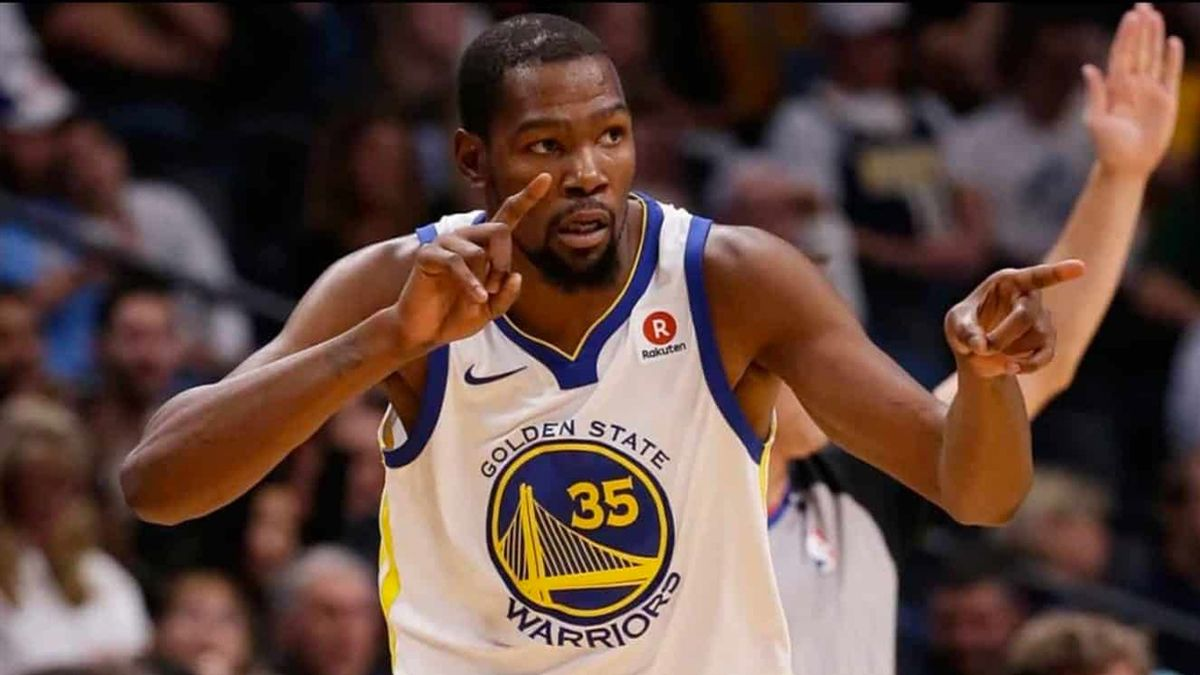 Kevin Durant Top 10 NBA free-agent deals