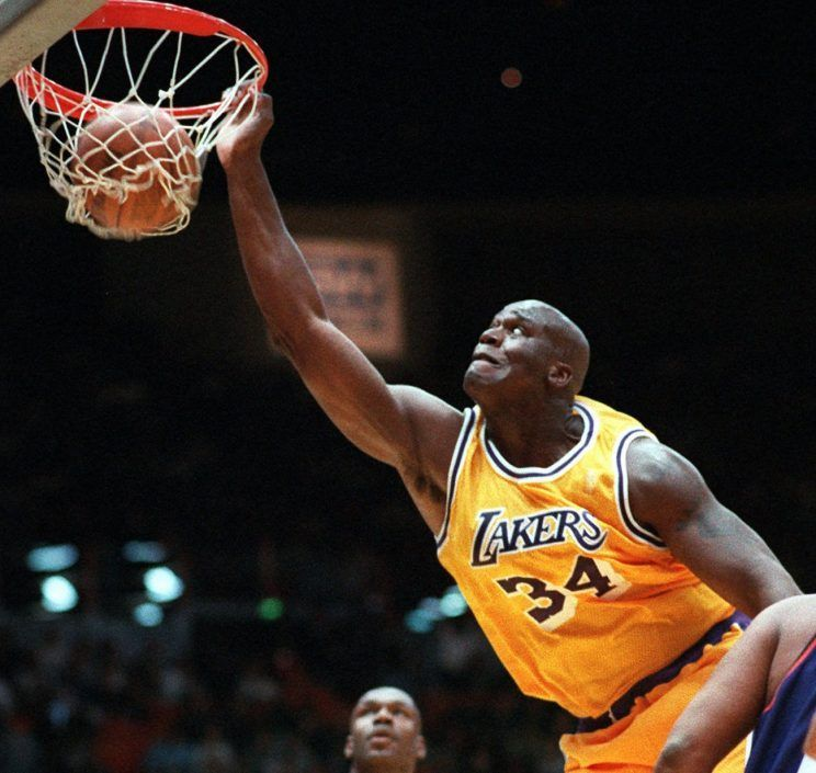Shaquille O'Neal Top 10 NBA free-agent deals