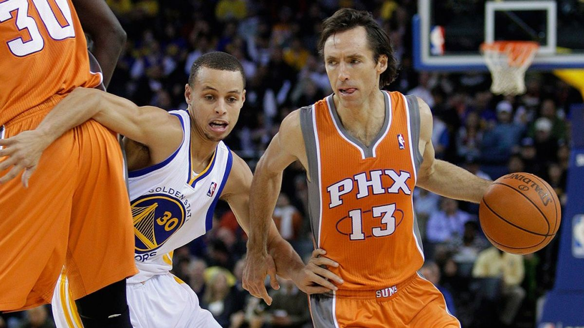 Steve Nash Top 10 NBA free-agent deals