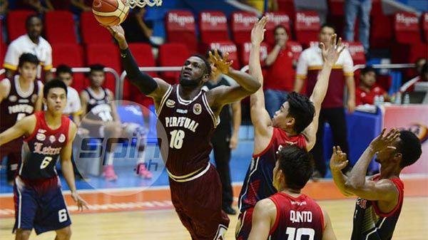 Bright Akhuetie Top 10 NCAA imports