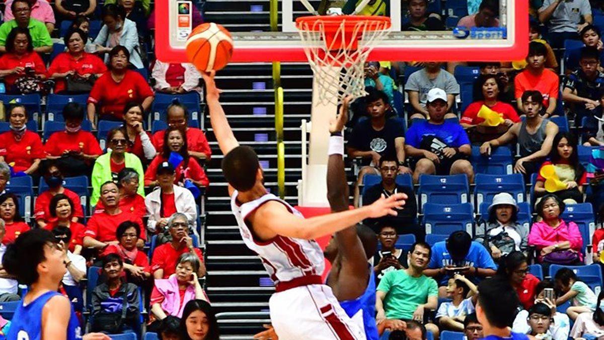 Kobe Paras stars as UP Maroons defeat Chien Hsin ...