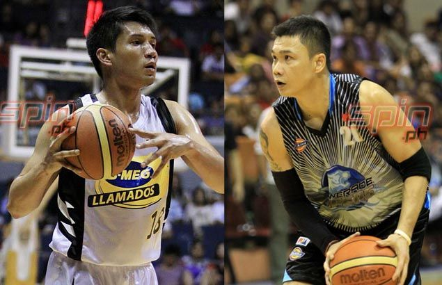 Powerade vs. B-Meg – 2011-2012 Philippine Cup