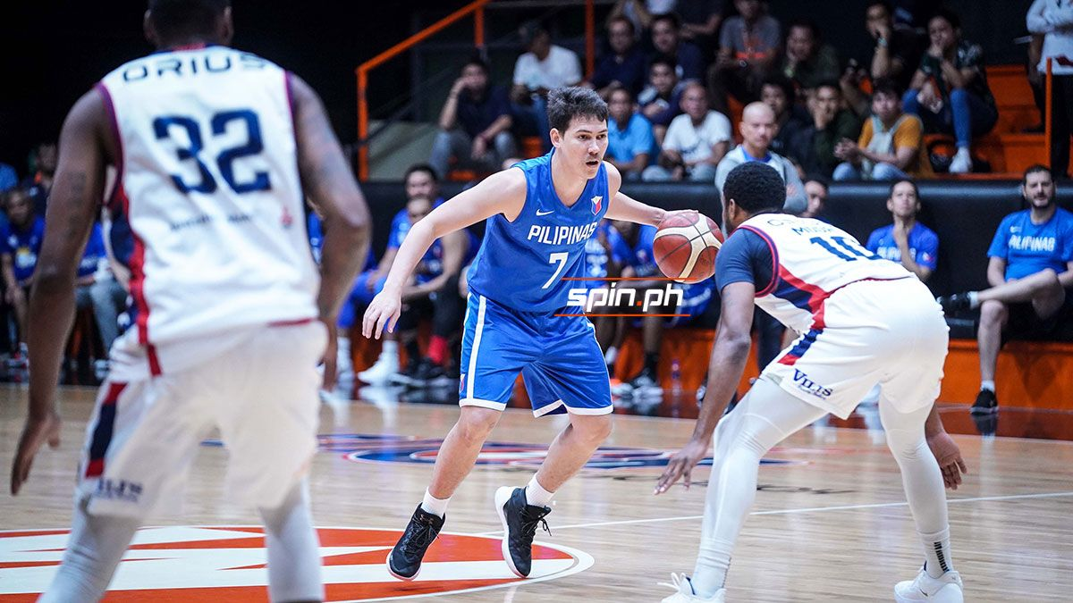 Gilas Pilipinas 2019 Fiba Basketball World Cup lineup analysis