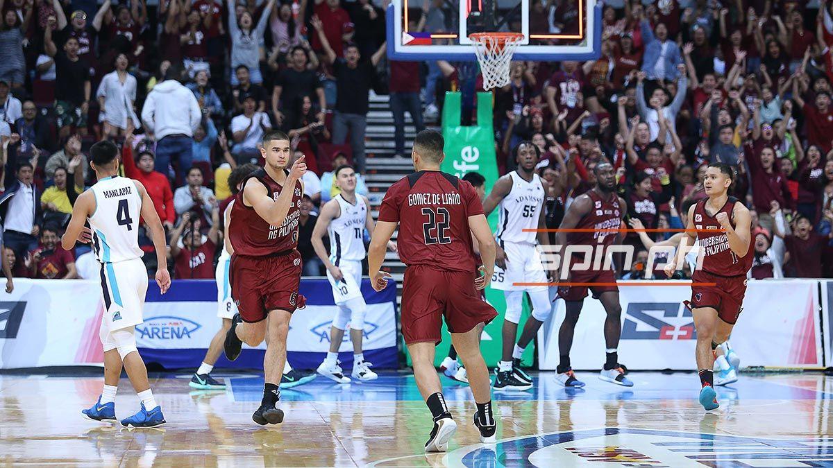 UP beats Adamson in UAAP Season 82 men's basketball ...