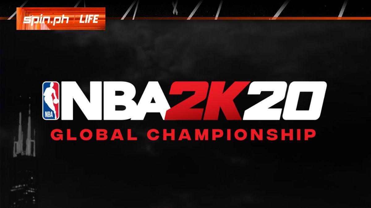 torneo de jugadores 'NBA 2K20'