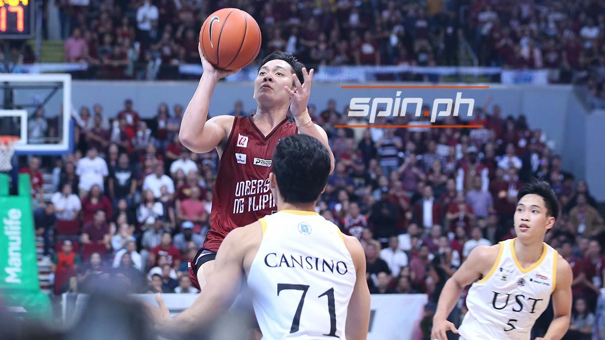 MPBL likely the next destination for UP Maroons guard Jun ...