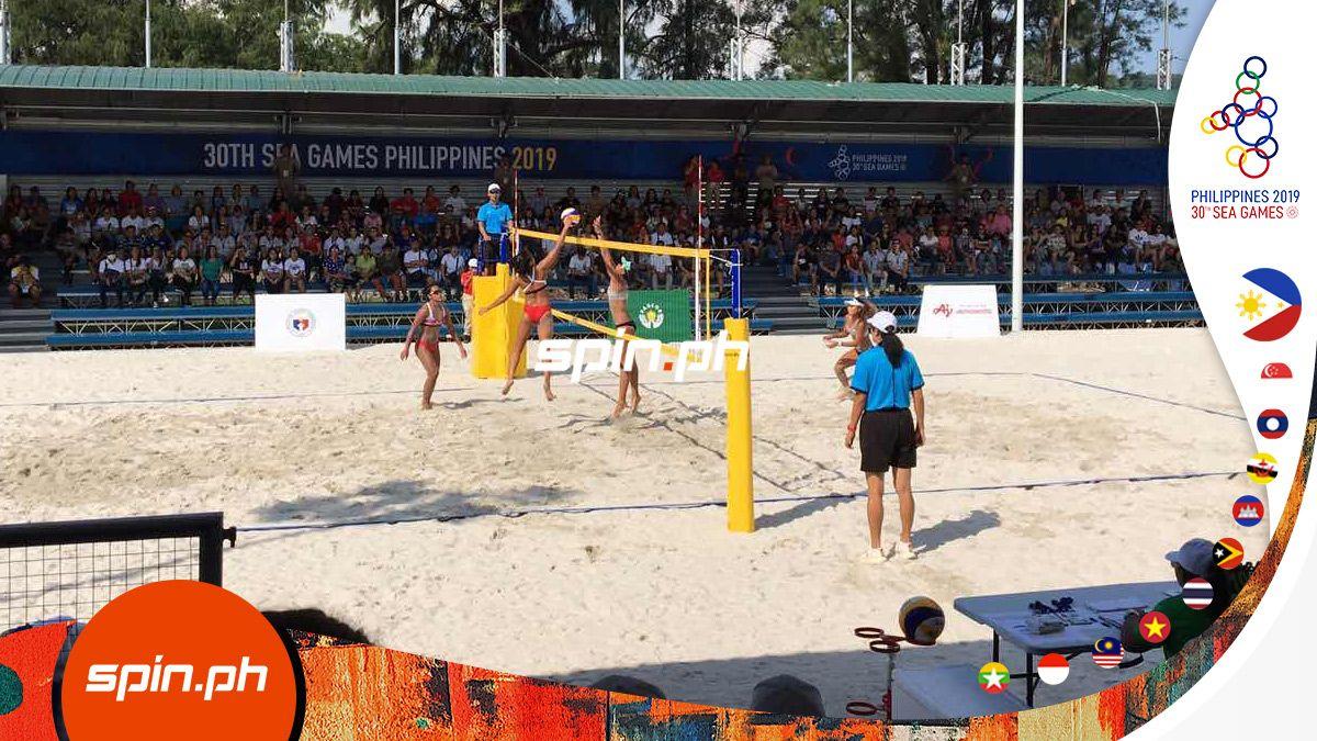 Dream Come True As Dzi Gervacio Helps Ph Win Beach Volley Medal